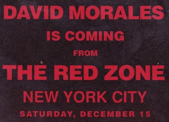 DAVID MORALES IN LA