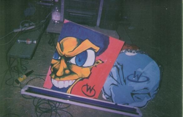 Deacon's art