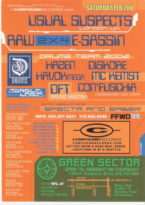 drumz event