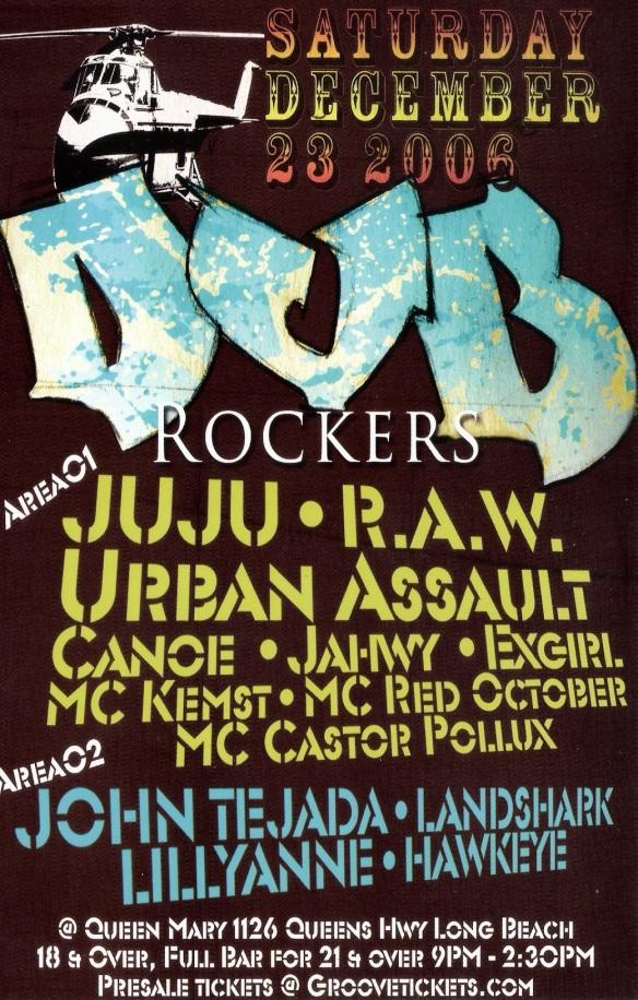 DUB ROCKERS 001