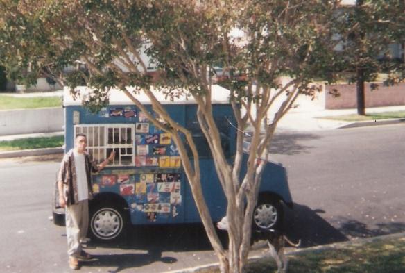 El Sereno ice cream truck