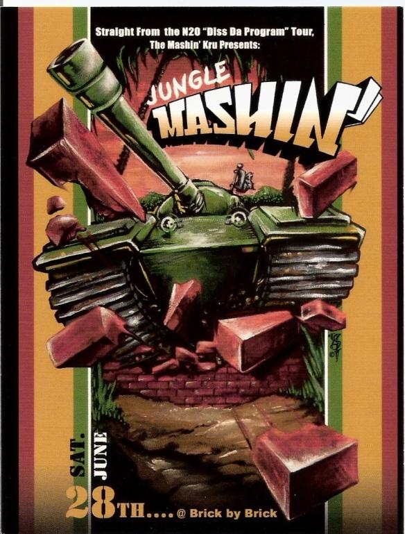 jungle mashin 001