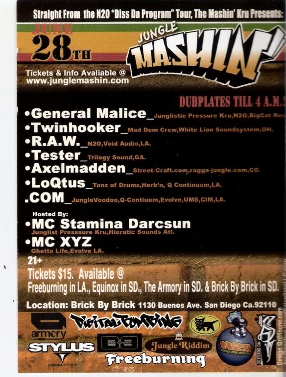 jungle mashin 002