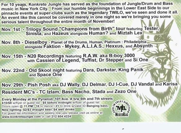 konkrete jungle 10 year