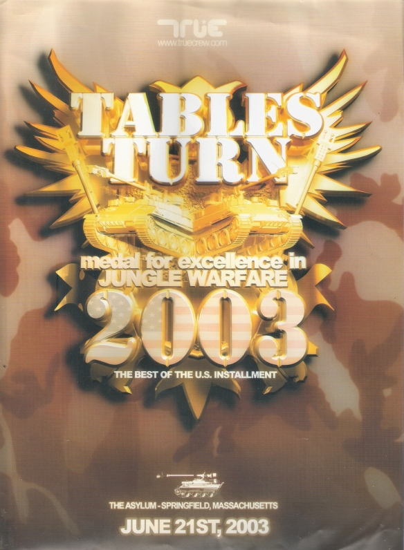 n20 tour springfield 2003