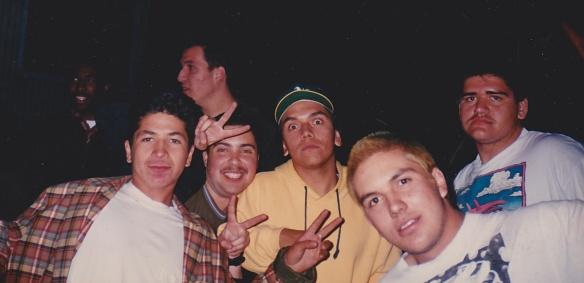 nazario and the crew 91
