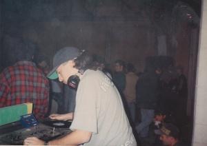Dj Dee Mode at Insomniac 94