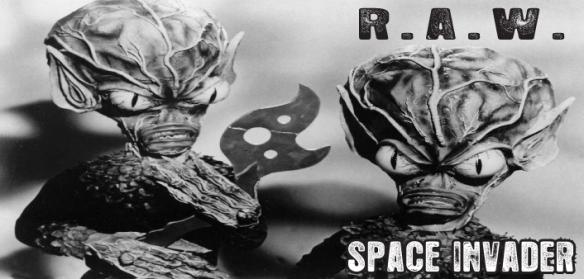 SPACE-INVADER