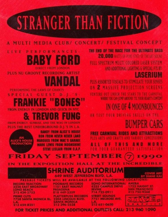 STRANGER THAN FICTION 1990