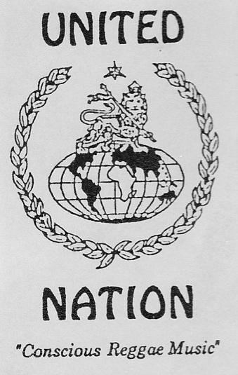 UNITED NATION flyer