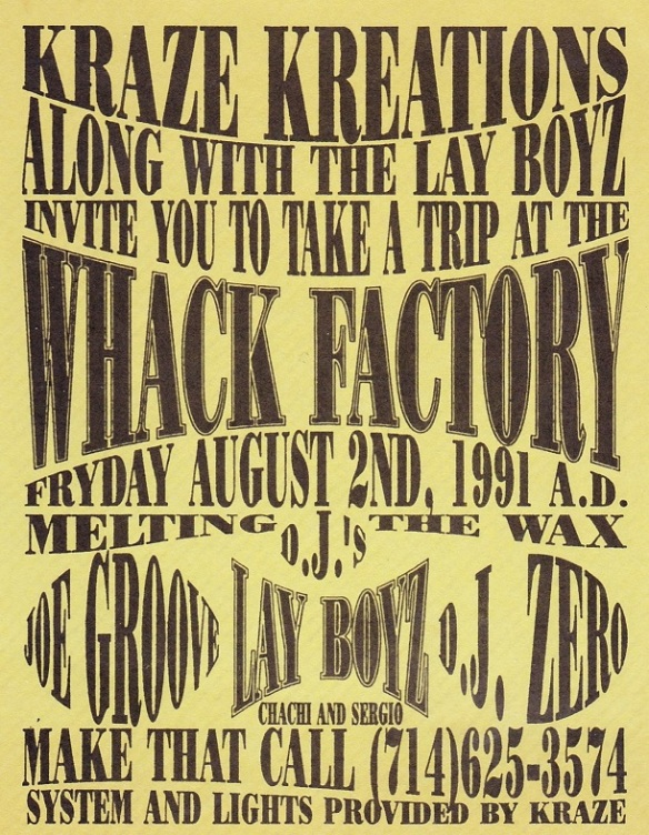 WHACK FACTORY