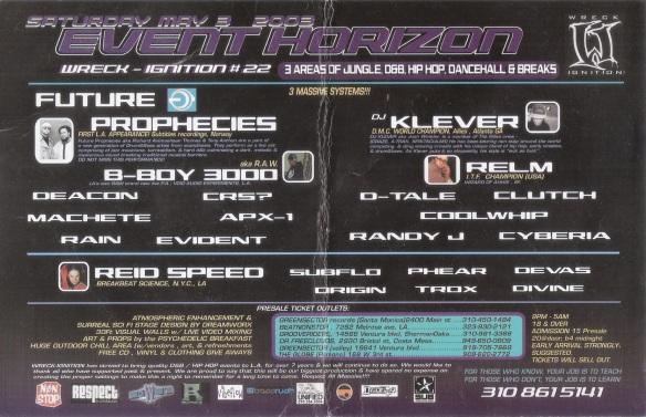 wreckignition 2003