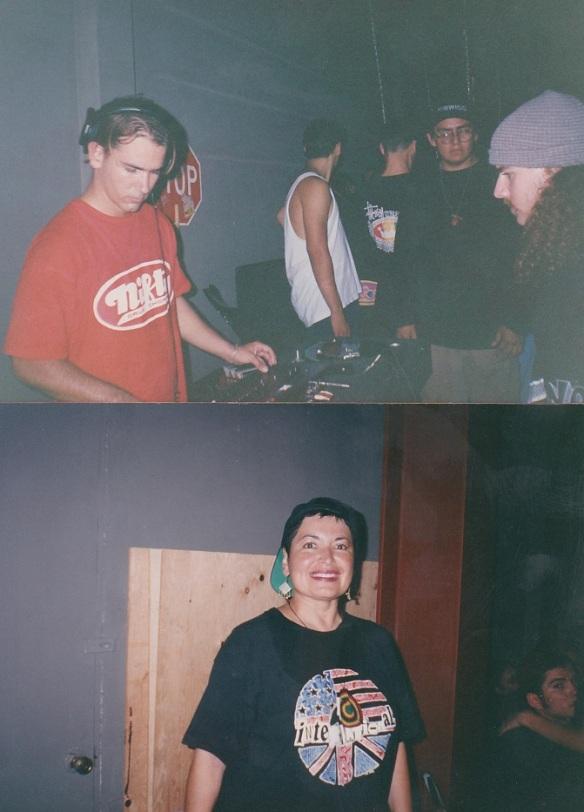 DJ TRANCE AND LULU